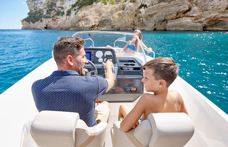 embarcacion quicksilver activ 555 open oferta cupon descuento salon nautico barcelona 2021 todo incluido